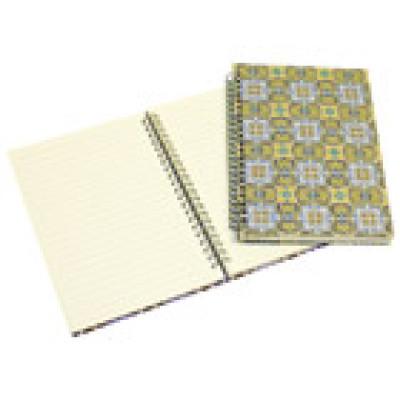 Blok kolegij A5 crte 80L mat+lak Art Blanc Marker 2-30